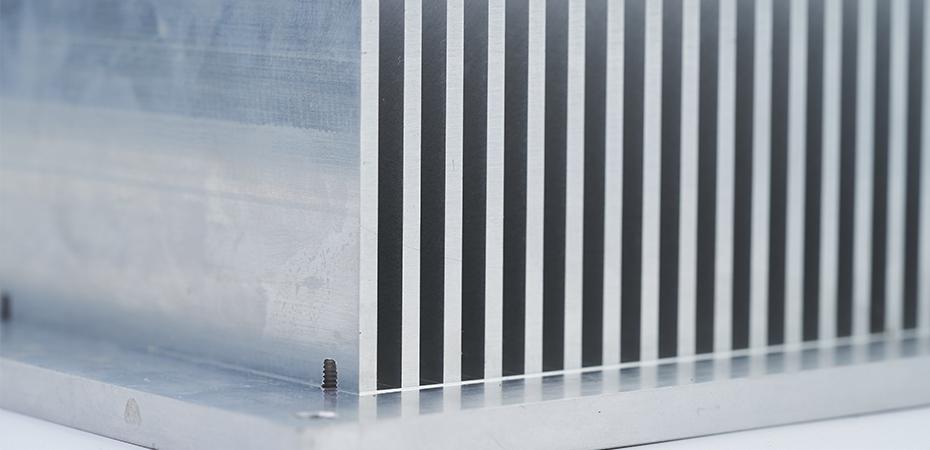 铝挤型材散热器