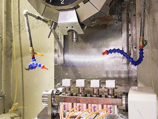 氧化过铝件CNC加工能用什么切削液呢?
